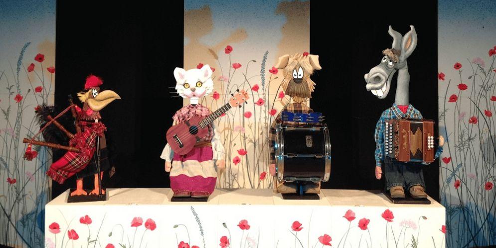 Piccolipalchi: teatro per famiglie con uno speciale viaggio in pullman