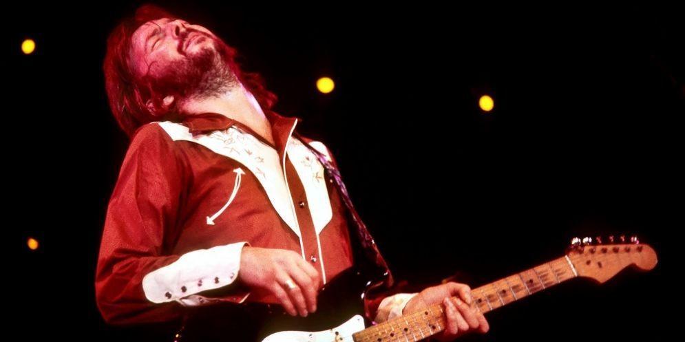 Eric Clapton: Life in 12 Bars, al cinema Centrale