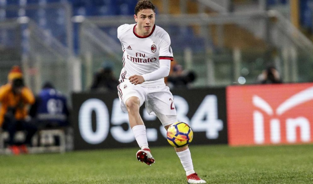 Il match winner di giornata, Davide Calabria
