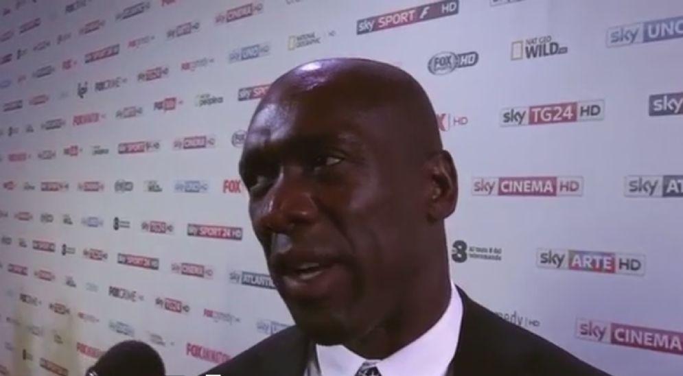 Clarence Seedorf, allenatore del Deportivo La Coruna