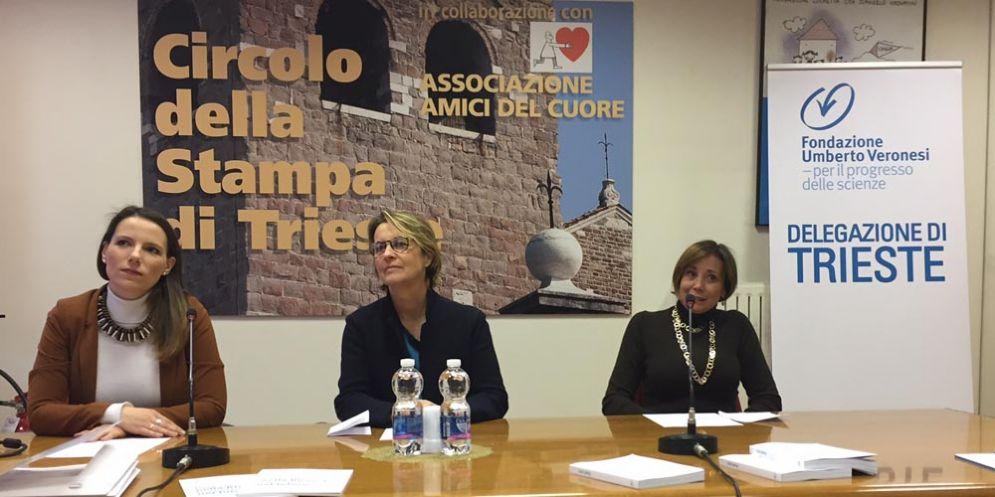 Ricerca scientifica: l'impegno della delegazione di Trieste di Fondazione Umberto Veronesi