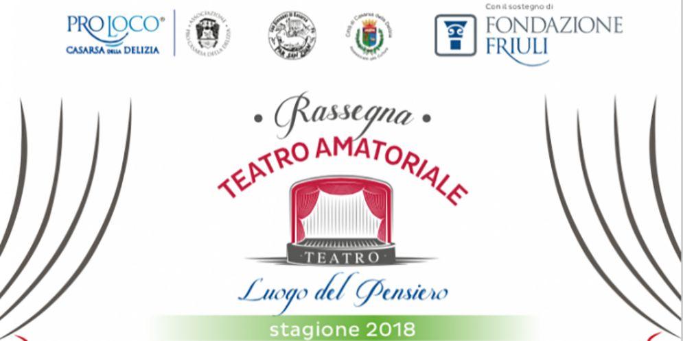 """Si ride in friulano con """"Teatro Luogo del Pensiero"""" a Casarsa della Delizia"""