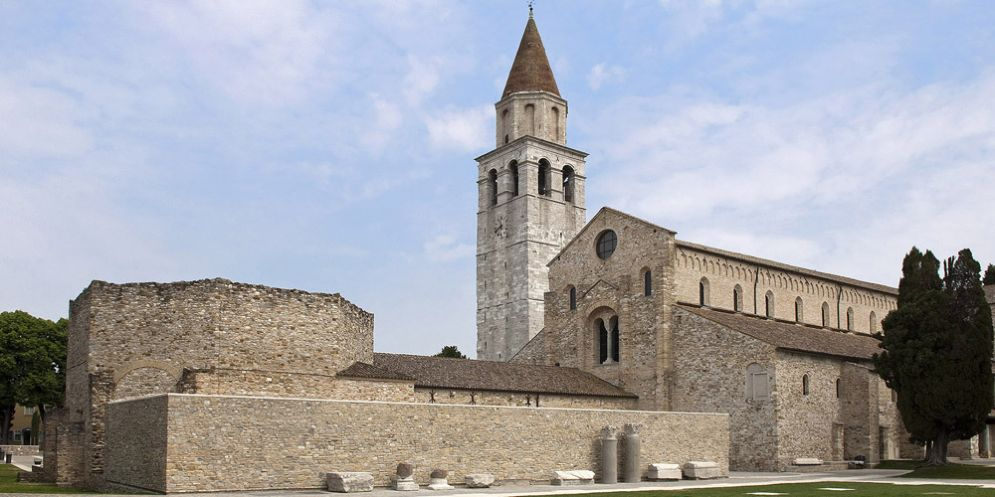 Aquileia: novità per il complesso basilicale, la Domus e il palazzo episcopale