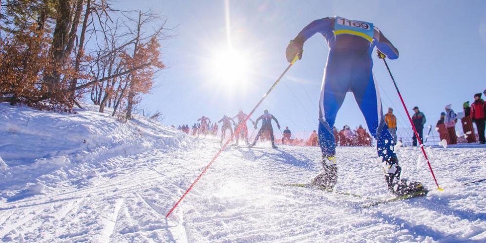 Dopo le Olimpiadi invernali in Corea, i campioni dello sci si allenano sulle piste del Fvg