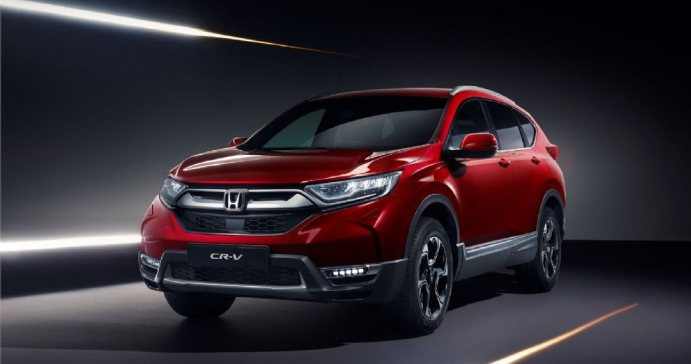 La nuova Honda CR-V che debutta in Europa al Salone di Ginevra