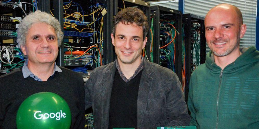 Google: 128 mila dollari per un nuovo progetto di ricerca dell'UniUd