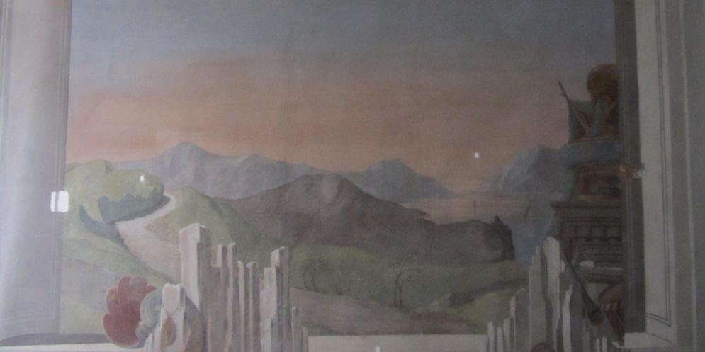 Cividale: completato il restauro degli affreschi di Francesco Chiarottini