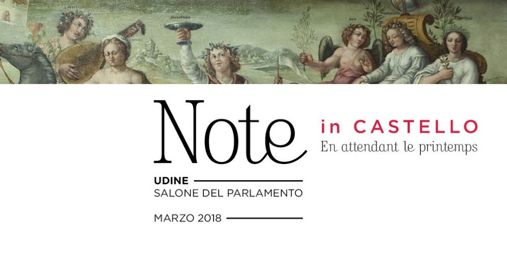 Note in Castello: quattro domeniche all'insegna della musica
