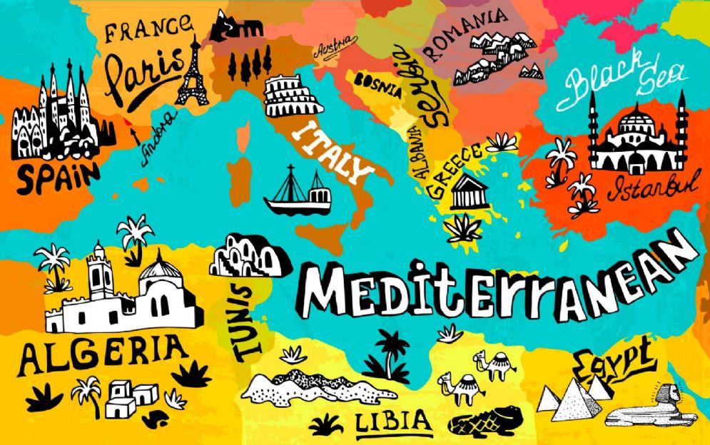 Cos'è Enisie, il progetto Italia-Malta per lo sviluppo del Mediterraneo