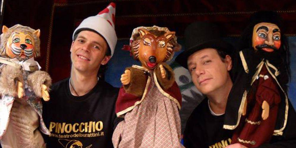 Arriva a Udine Pinocchio, un burattino contro il bullismo