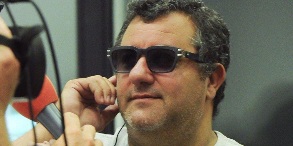 Il procuratore italo-olandese Mino Raiola