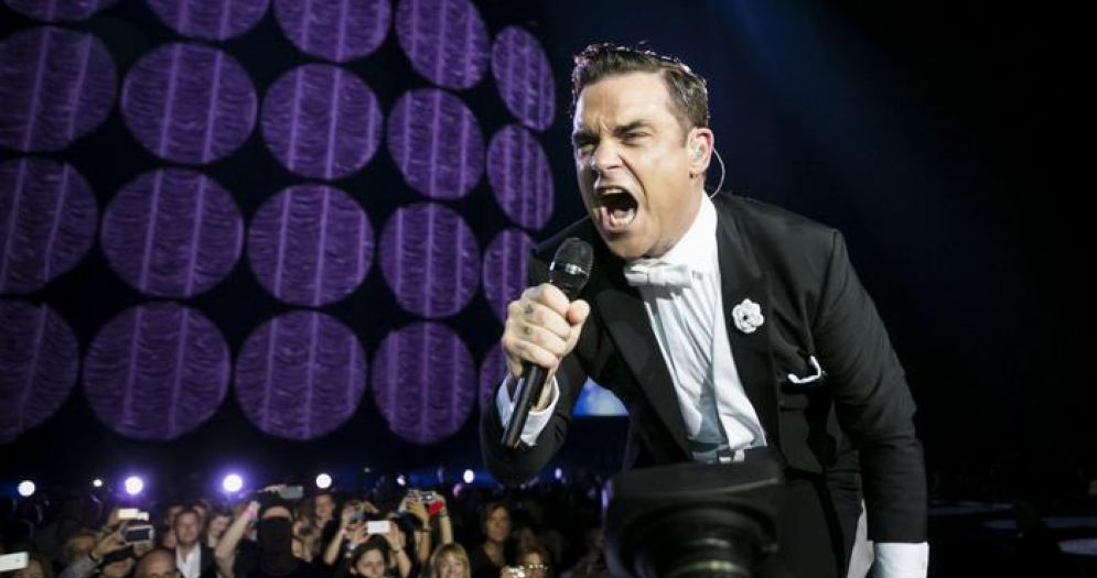 Robbie Williams ha problemi mentali
