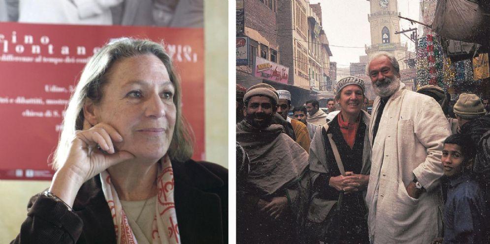 Udine consegna la cittadinanza onoraria ad Angela Staude Terzani