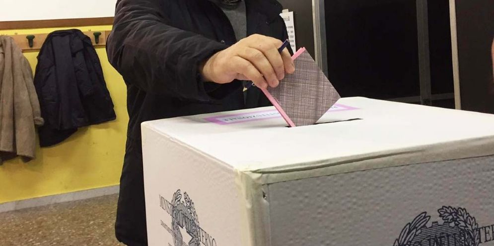 Alle 12, in Fvg, ha votato il 22,56% degli aventi diritto