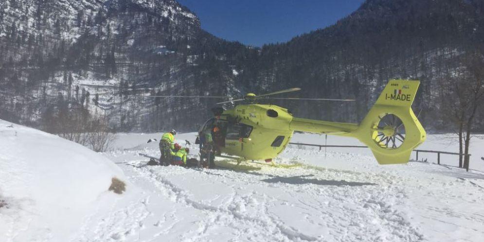 Doppio intervento del Soccorso Alpino sulle montagne del Friuli