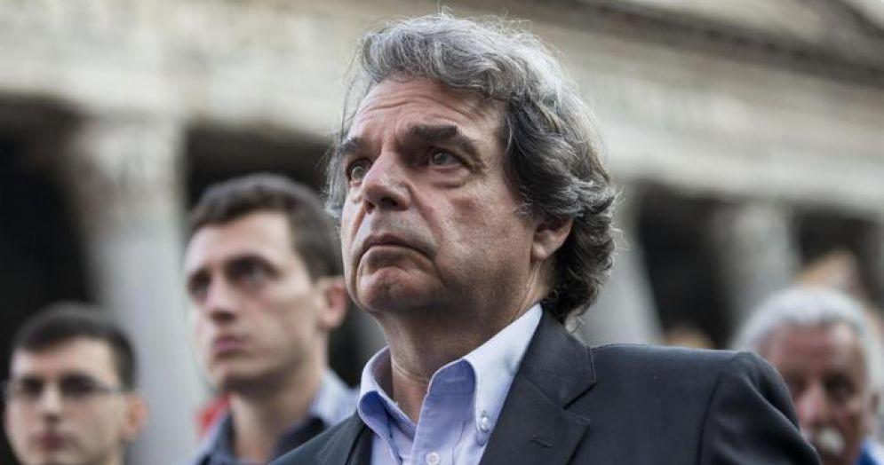 Il capogruppo di Forza Italia, Renato Brunetta