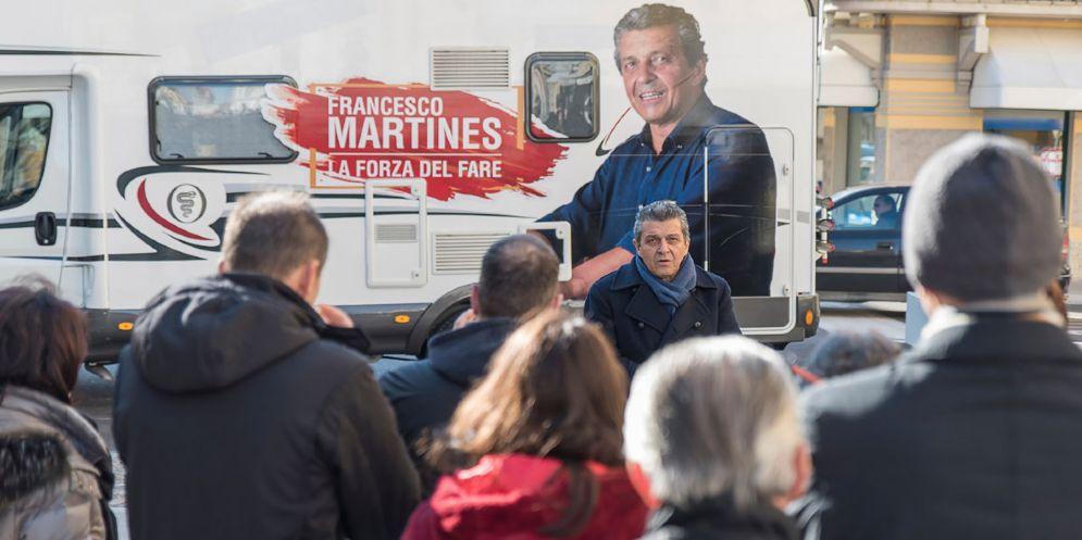 Elezioni, Martines ammette: «Sconfitta netta, ma governare in periodo di crisi fa perdere consensi»