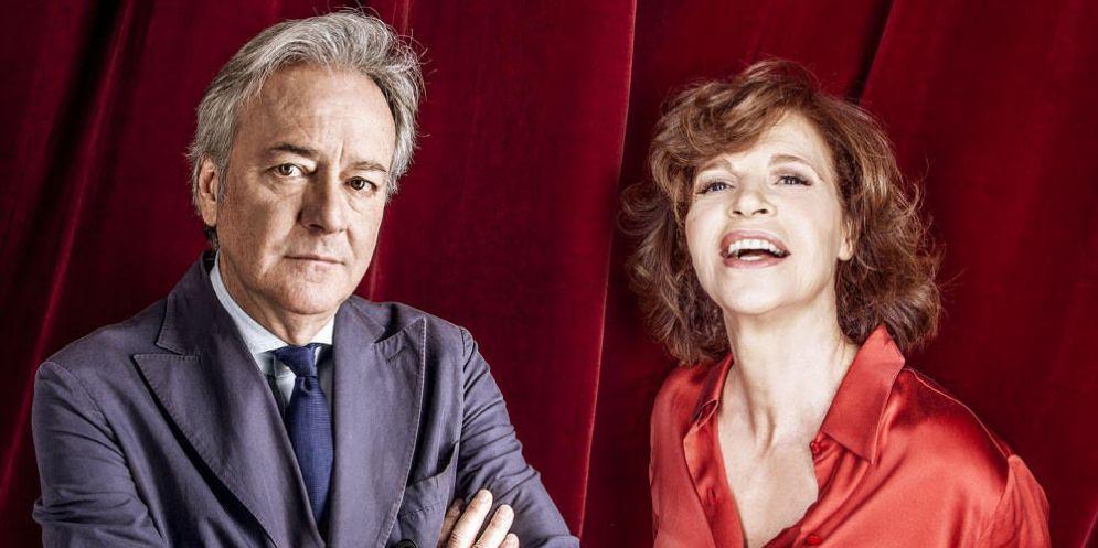 """""""Notte di follia"""", lo spettacolo con Anna Galiena e Corrado Tedeschi in scena in Fvg"""