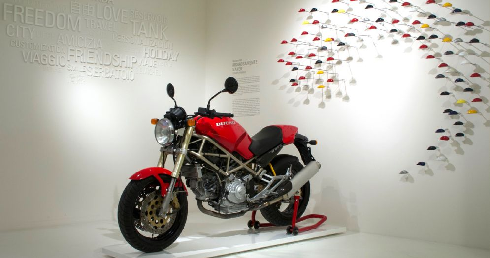 Ducati Monster 900 MY1993
