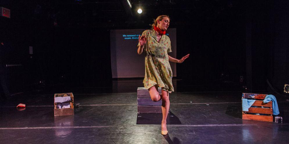 Diario di una casalinga serba: donne in festa a Teatro