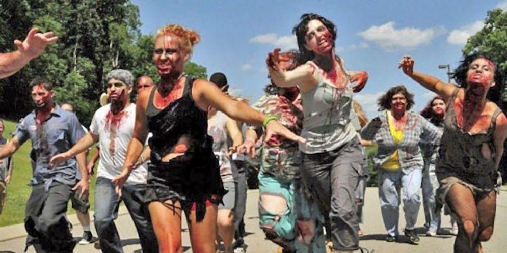 Zombie Italian Run: la corsa di fuga più spaventosa d'Italia fa tappa a Gorizia