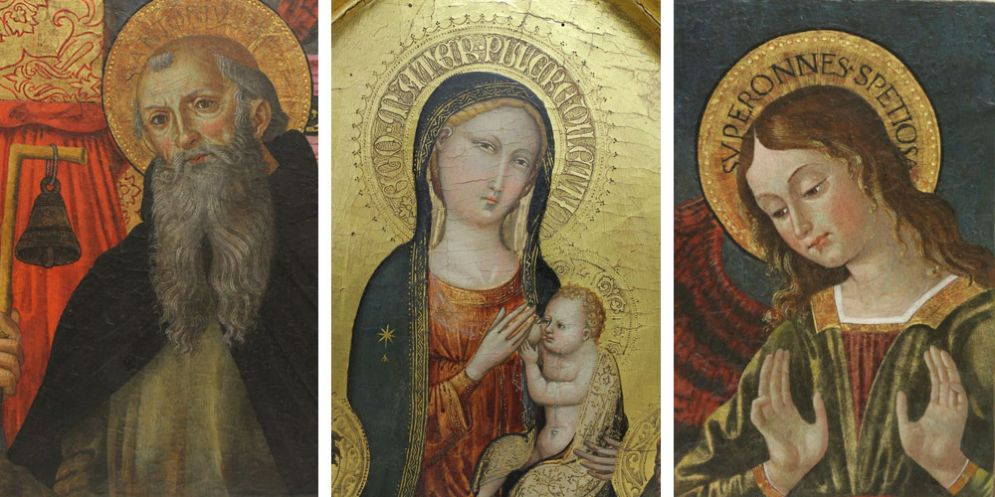 Musei di Udine: tre dipinti quattrocenteschi tornano al loro splendore