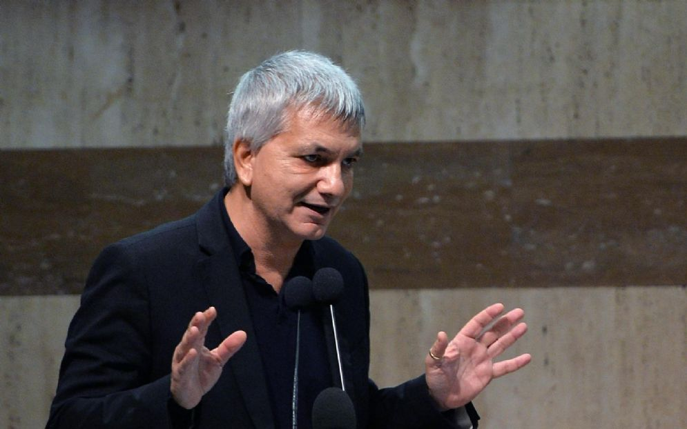L'esponente di Leu e ex governatore della Puglia Nichi Vendola
