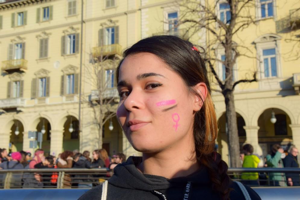 Manifestazione 8 marzo 2018