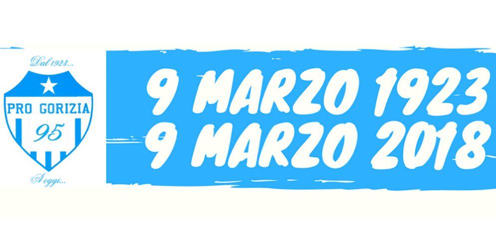 Pro Gorizia: si festeggiano 95 anni di storia