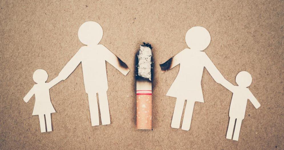 Fumo di terza mano e rischio cancro