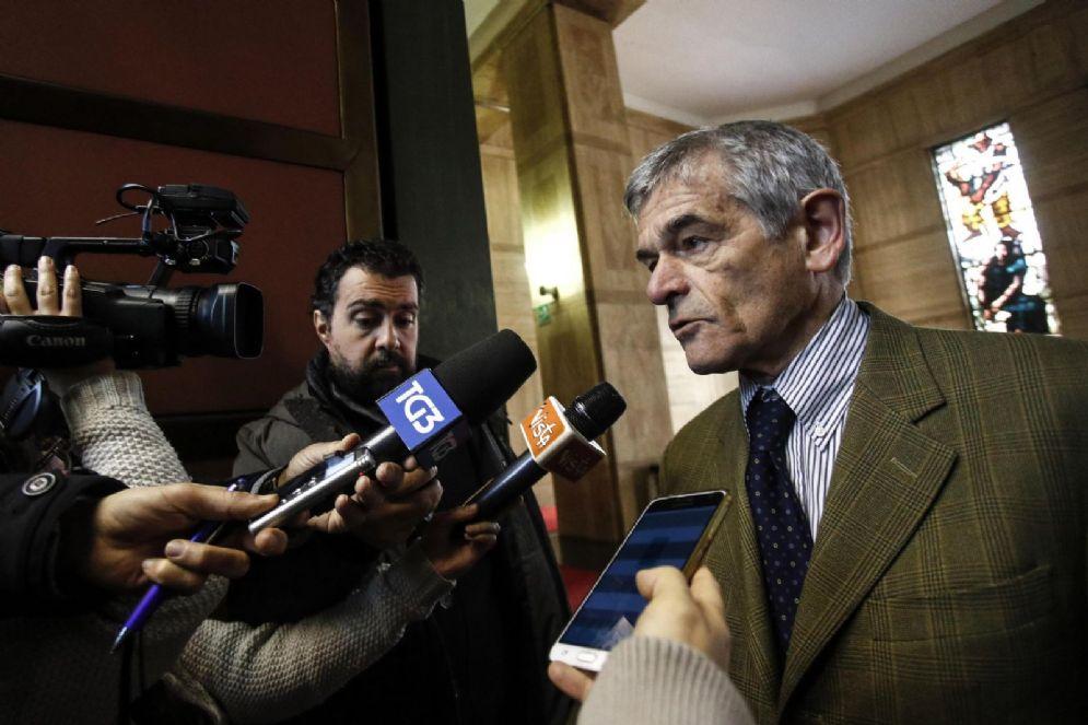 Il governatore del Piemonte Sergio Chiamparino