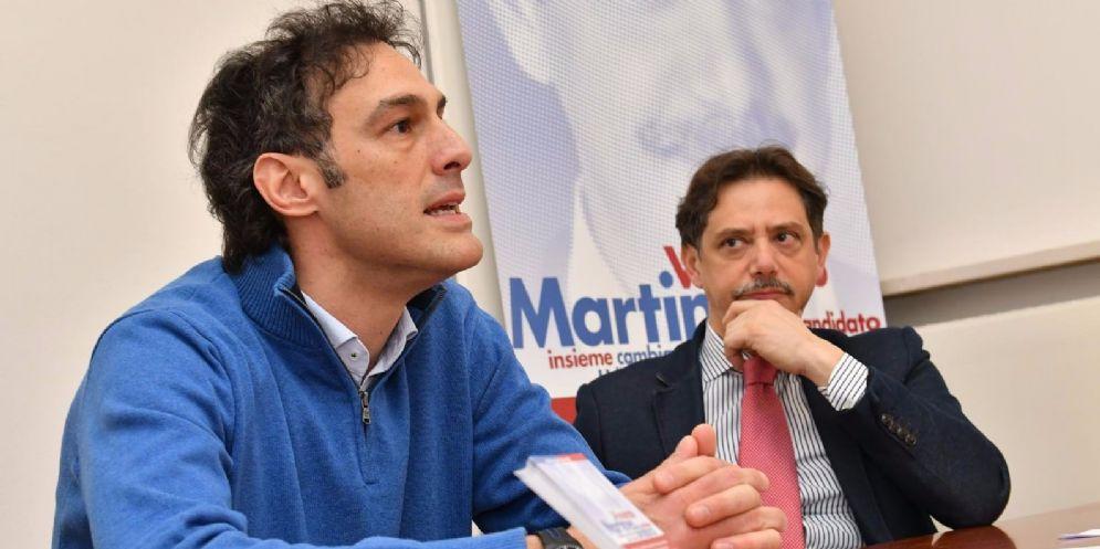 """Alessandro Talotti candidato nella lista civica """"siAmo Udine con Martines"""""""