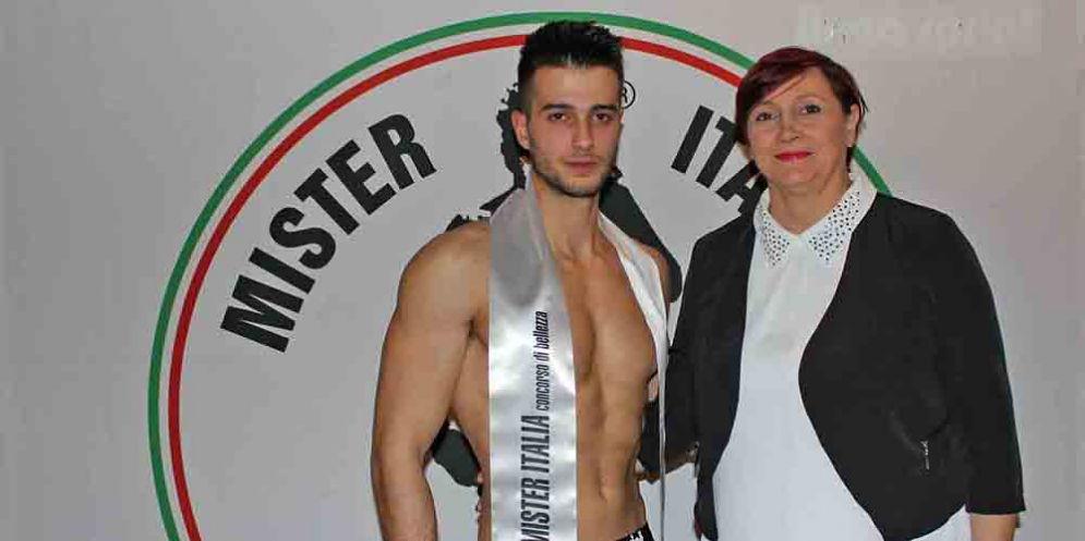 San Vito al Tagliamento: turno di selezione di Mister Italia 2018, vince Alexandro Puiatti di Pordenone