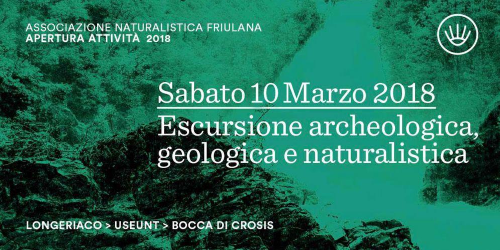 Escursione archeologica, geologica e naturalistica per scoprire il territorio friulano