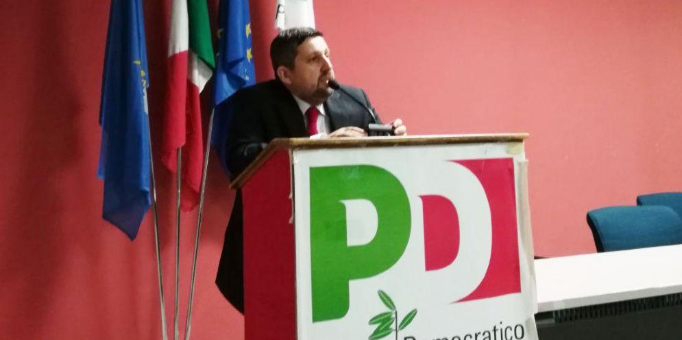 Salvatore Spitaleri è il nuovo segretario del Pd Fvg