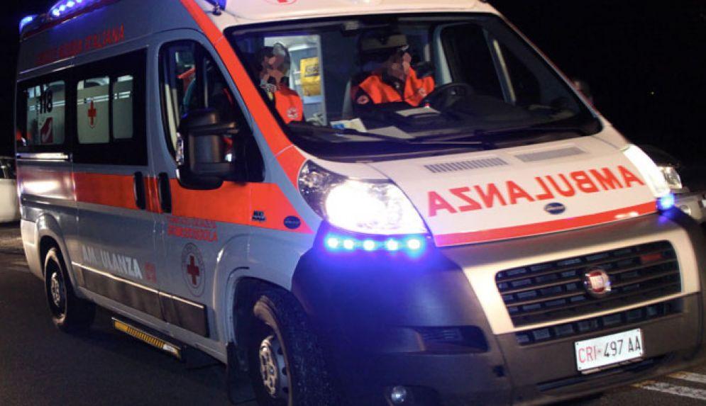 Ambulanza - Immagine d'archivio