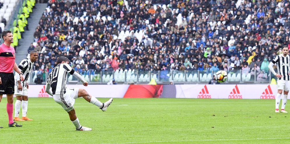 Juve e Dybala stendono l'Udinese che perde 2 a 0 a Torino