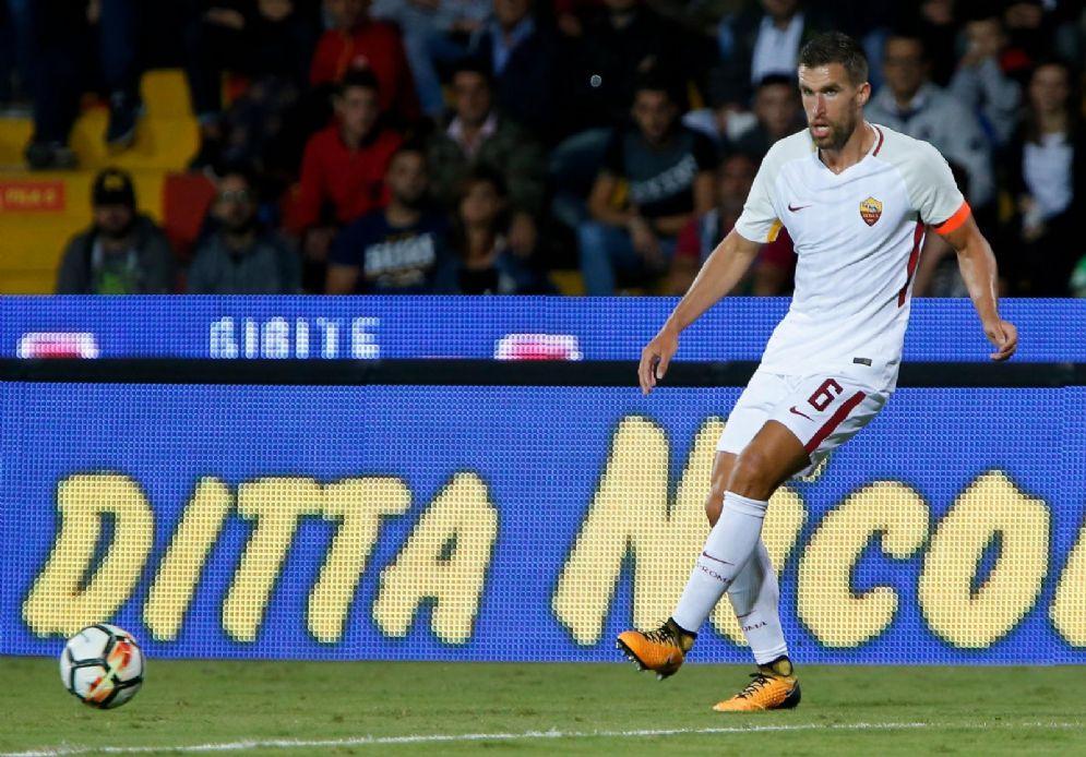 Kevin Strootman, centrocampista olandese della Roma