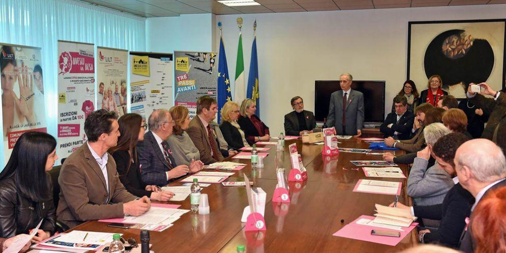 """Presentate a Udine """"Unesco in Rosa"""" e la Settimana nazionale"""
