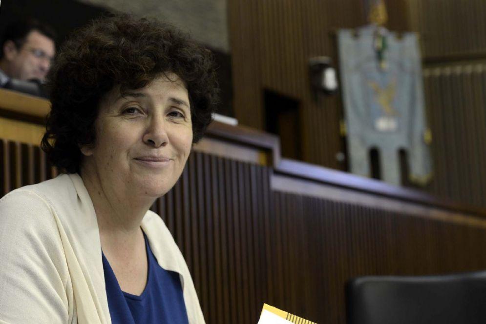 Loredana Panariti, assessore regionale alle Pari opportunità