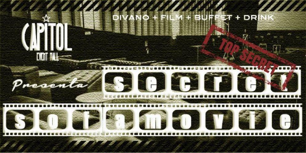"""A Pordenone prende il via un nuovo appuntamento il """"Secret Sofa Movie"""""""