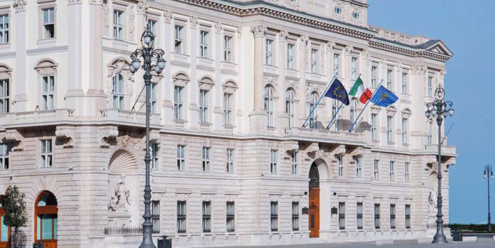 Sede della Regione a Trieste