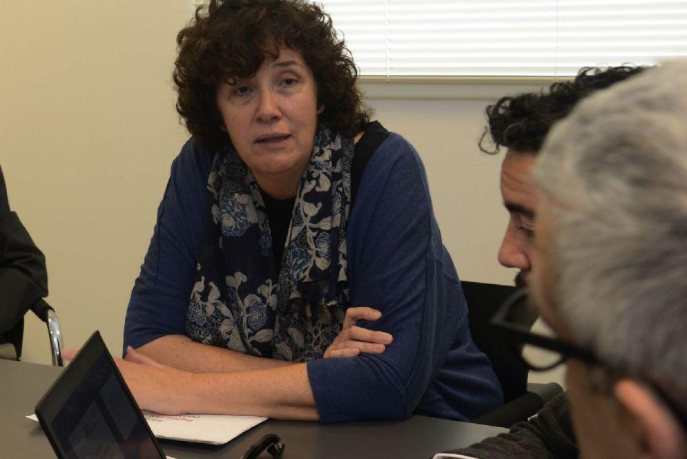 """L'assessore Loredana Panariti incontra gli studenti della III C dell'Istituto statale di istruzione superiore """"G. Carducci"""""""