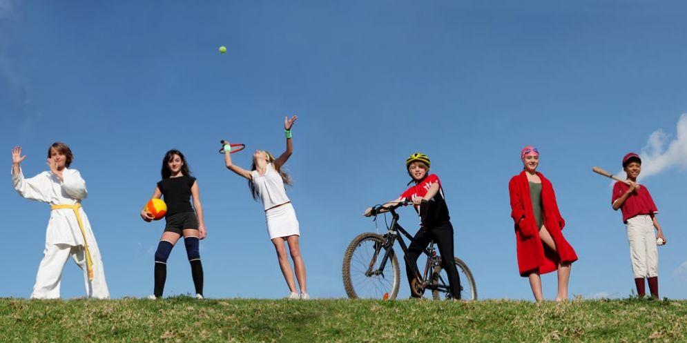 'Bonus sport': 533 domande accolte per oltre 60 mila euro di contributi