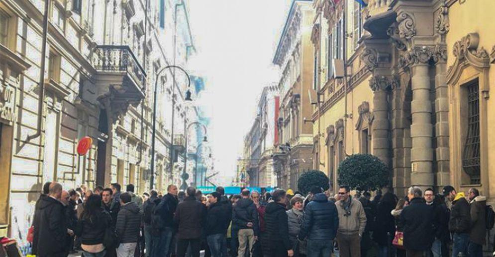 Italiaonline: manifestazione davanti a Palazzo Lascaris martedì 13 marzo