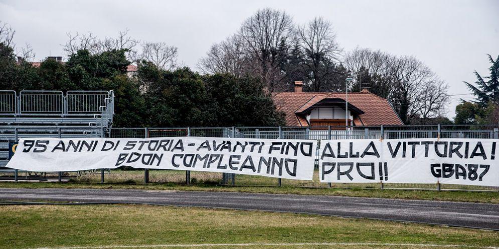 Pro Gorizia, una domenica di festa per celebrare i 95 anni di attività
