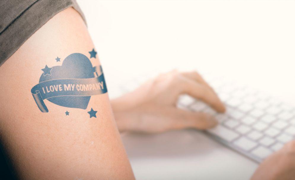 Tatuaggi hi-tech