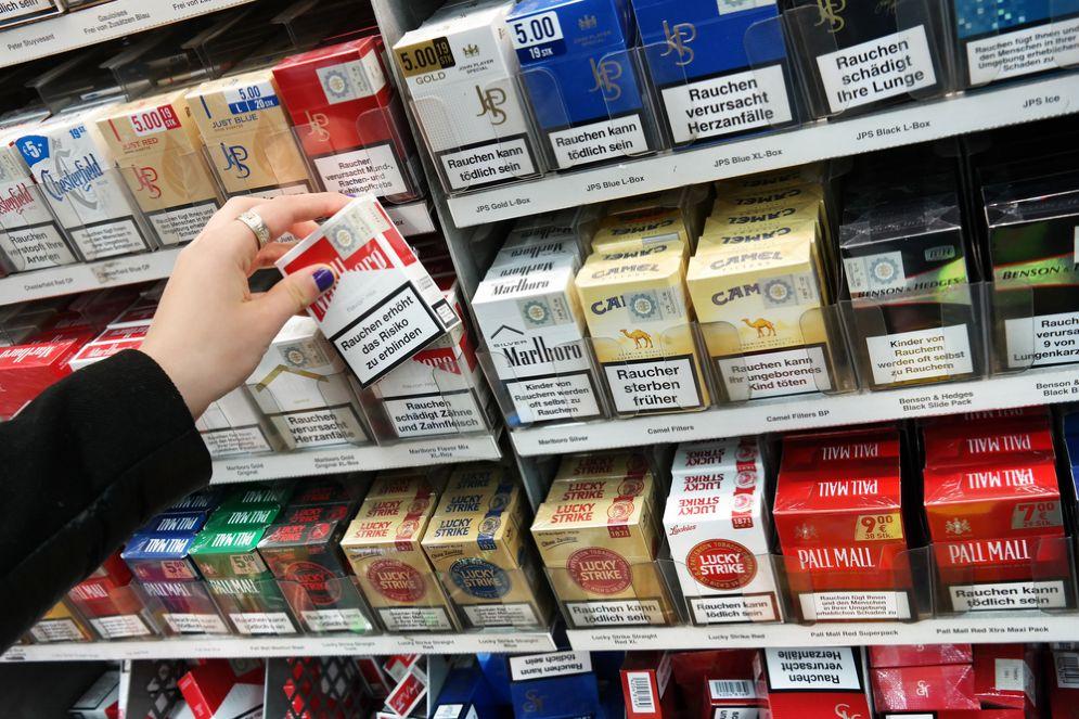 Aumenti delle sigarette