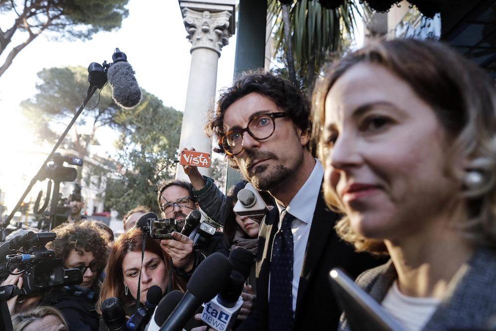 Giulia Grillo e Danilo Toninelli.