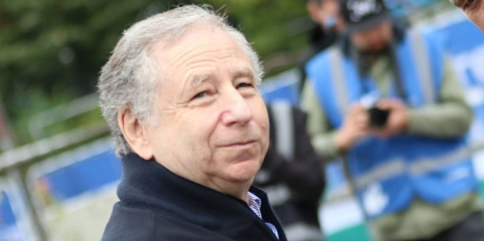 Il presidente della Federazione internazionale dell'automobile Jean Todt